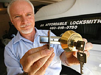 AA Affordable Locksmith